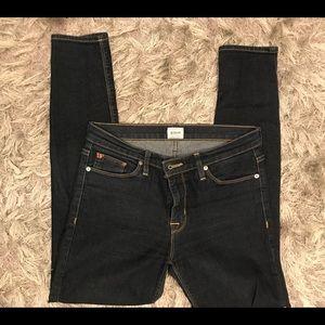 Hudson Jeans Nico Midrise Super Skinny Size 28